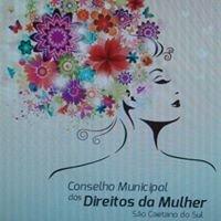 Conselho Municipal dos Direitos da Mulher de São Caetano do Sul