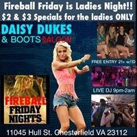 Daisy Dukes & Boots Saloon