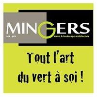 Mingers Garden & landscape architecture scs