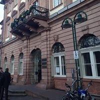 Rathaus der Stadt Heidelberg