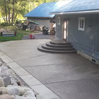 Paul's custom concrete