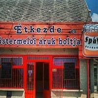 SPÁJZ Gazdagon - Étkezde és kistermelői áruk boltja