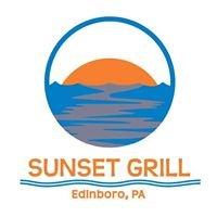 Edinboro Lake Resort - Sunset Grill