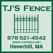 TJ's Fence
