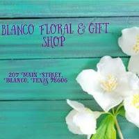 Blanco Floral & Gift Shop