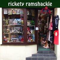 Rickety Ramshackle, Aberystwyth