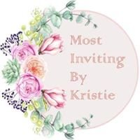 Most Inviting - By Kristie.