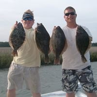 Holden Beach Backwater Fishing Charters