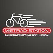 Mietrad-Station Ahlbeck
