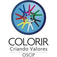 Oscip Colorir Criando Valores