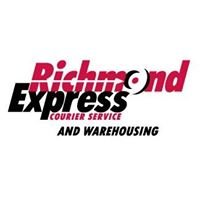 Richmond Express Courier Service and Warehousing