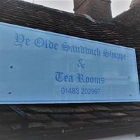 Ye Olde Sandwich Shoppe Shere