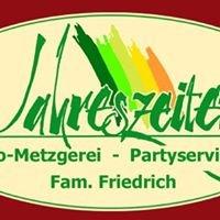 Jahreszeiten Bio-Metzgerei und Partyservice Familie Friedrich