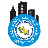 FAST - NUCES Department of Civil Engineering