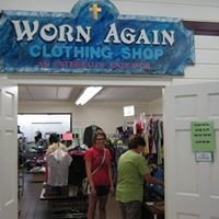Worn Again Clothing Shop