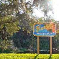 Orchid Lake RV Resort in New Port Richey, Florida
