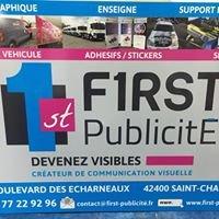 FIRST publicite