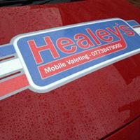 Healey's Mobile Valeting
