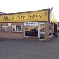Ness City Tyres