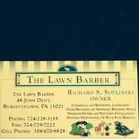 The Lawn Barber