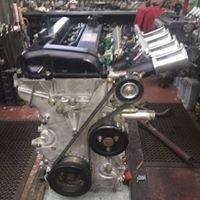 Paul Gardner Racing engines