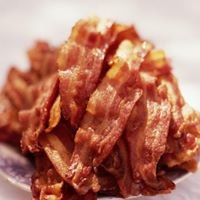 Straight Bacon Strips