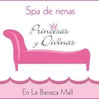 Princesas y Divinas spa de nenas