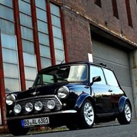 Autovermietung Stefan Lindauer  -  Classic Minis & Jaguar