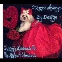 Queen Honeys Poochy Palace - Her Royal Harness