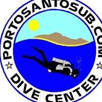 Porto Santo Sub, Centro de Mergulho