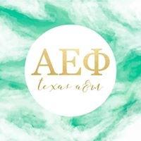 Alpha Epsilon Phi - Texas A&M