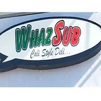 WhazSub Cali Style Deli