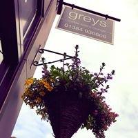 Greys - Coffee Bistro Lounge