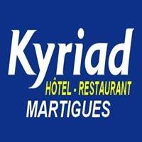Hôtel Restaurant Kyriad Martigues