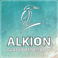 Alkion Glass Bottom Boat
