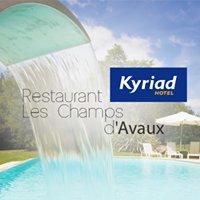 Hôtel Kyriad Restaurant Les Champs d'Avaux