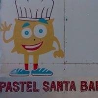 Pastel Santa Bárbara