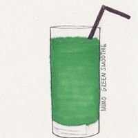 Mimo Green Smoothie