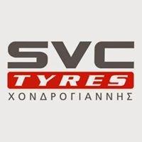 SVC Tyres