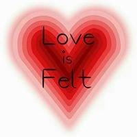 Love is Felt