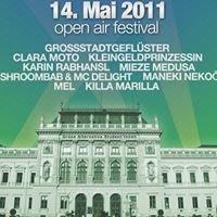 """""""Uni auf GRAS"""" Festival 2011 - Workshopseite"""