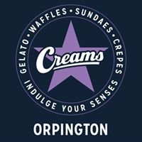 Creams Cafe Orpington