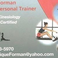 Monique Forman Personal Trainer