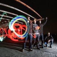 Kunstlicht-Crew