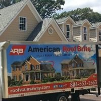 American Roof Brite VA roof cleaning Richmond Virginia