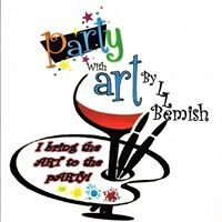Party with Art by LL Bemish