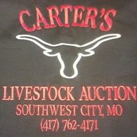 Carter's Southwest City Livestock Auction