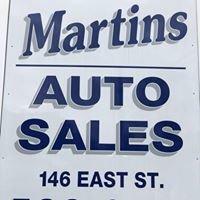 Martins Auto Sales