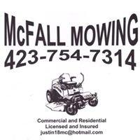 McFall Mowing