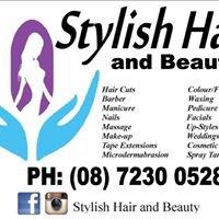 Stylish Hair and Beauty